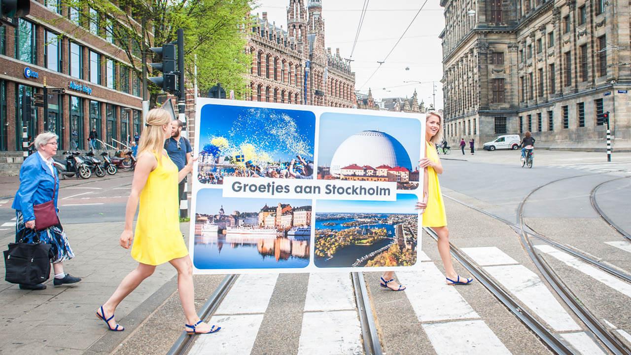 Visit Sweden – Groeten Aan Stockholm