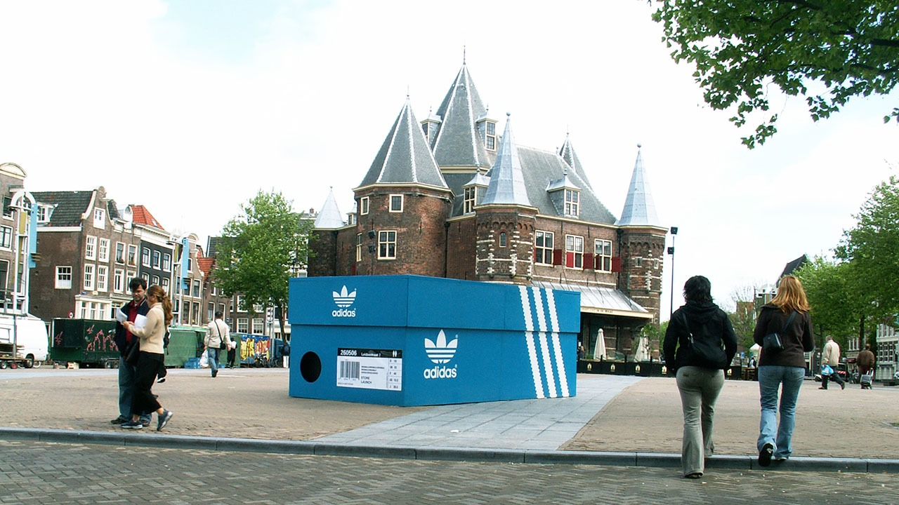 Adidas-shoebox-guerilla-actie-PR-marketing