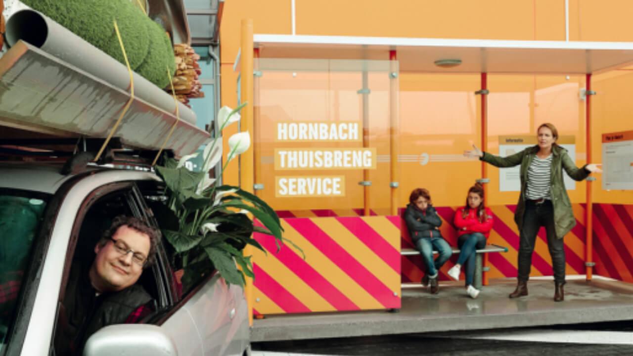 Hornbach – Thuisbrengservice