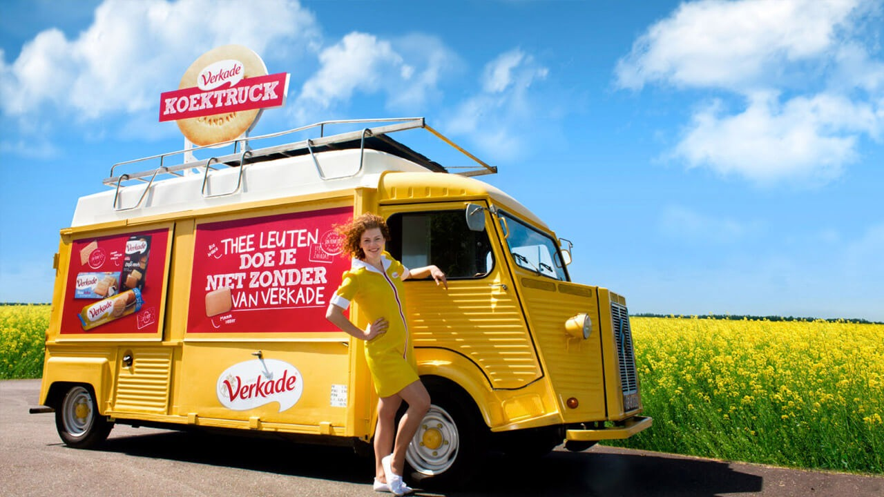 Verkade – Koektruck Tour