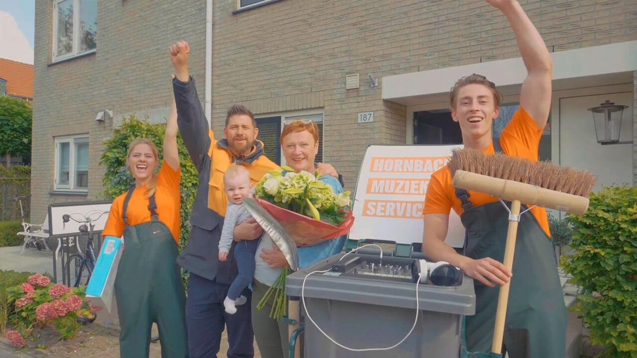 Hornbach Bedankt – Beste Winkel 2018