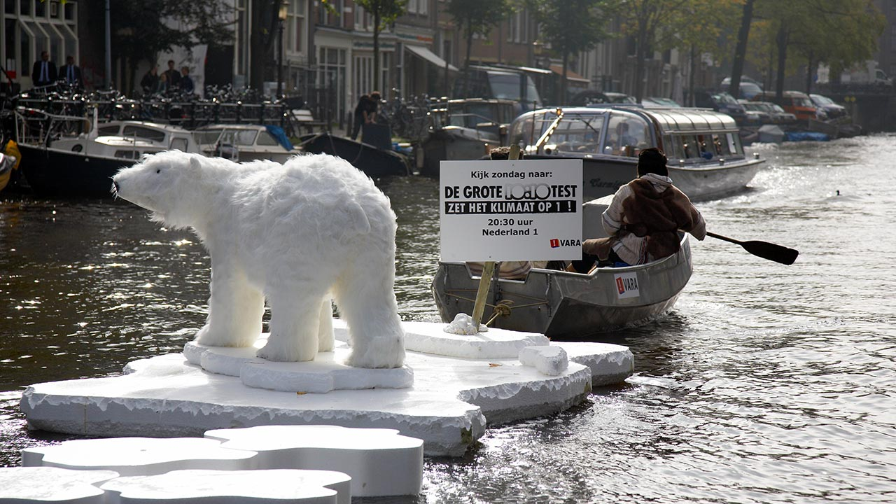 VARA-De-Grote-Klimaattest-guerilla-marketing