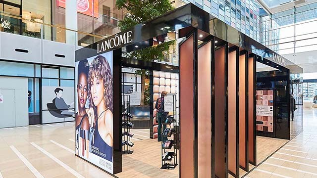Lancome – Shade & Matching Tour