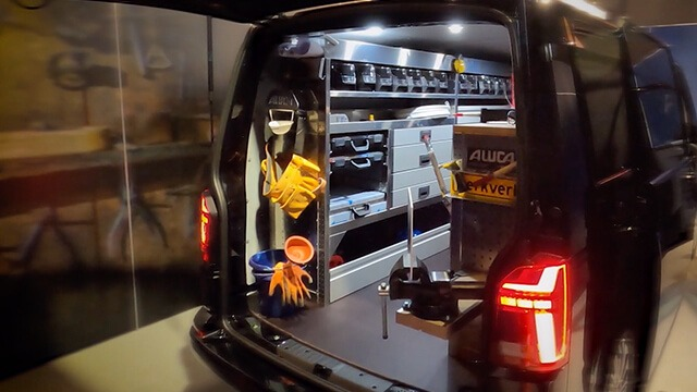 Volkswagen Transporter – Escape Room