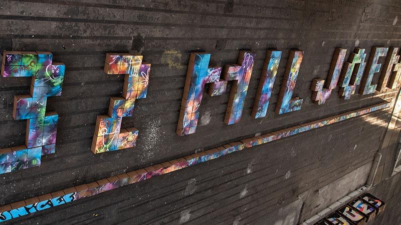 Unicef – Kies je (graffiti) pakje!
